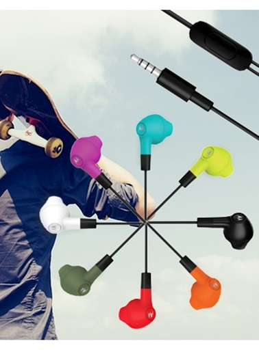 Earbuds Mikrofonlu Kulaklık-Motorola
